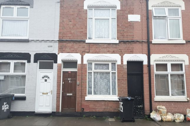 Thumbnail Terraced house for sale in Earl Howe Street, Leicester, Leicestershire