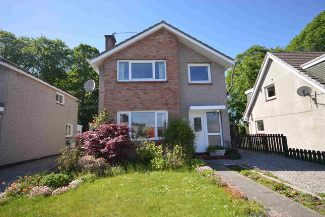 Thumbnail Detached house to rent in Drakies Avenue, Inverness, Highland