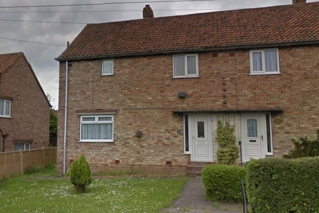 Thumbnail Semi-detached house to rent in Wreyfield Drive, Scarborough