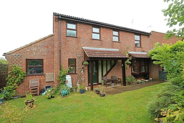Thumbnail 4 bedroom detached house for sale in Hatchlands, Great Holm, Milton Keynes