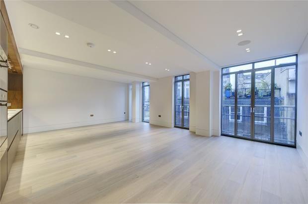 Thumbnail Flat for sale in Adelphi Terrace, Covent Garden