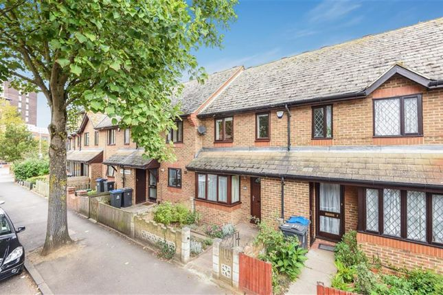 Thumbnail Terraced house to rent in Grebe Terrace, Denmark Road, Kingston Upon Thames