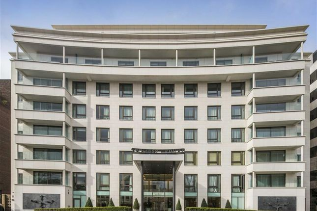 Thumbnail Flat for sale in Embassy Court, St John's Wood, London