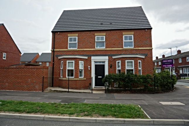 Thumbnail Detached house for sale in Easby Road, Liverpool