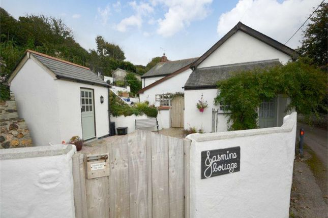 Thumbnail Semi-detached house for sale in Perrancoombe, Perranporth, Cornwall