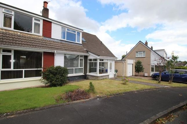 Thumbnail Semi-detached house to rent in Sycamore Place, Stirling