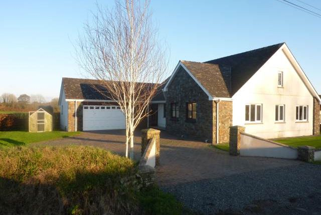 3 bed bungalow to rent in Llangynin, St Clears, Carmarthenshire SA33