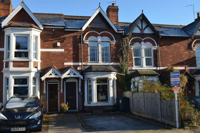 3 bed terraced house for sale in Watford Road, Kings Norton, Birmingham