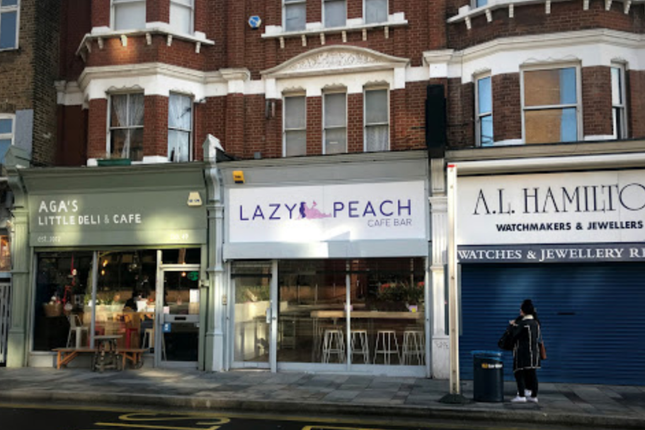 Restaurant/cafe for sale in Dartmouth Road, London