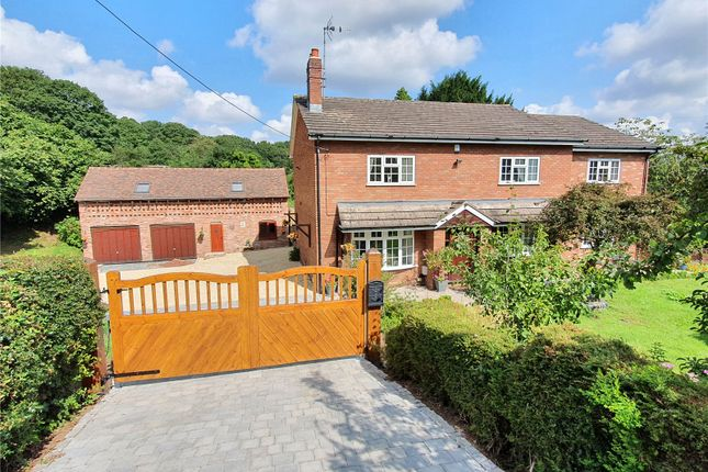 Thumbnail Detached house for sale in Longbank, Bewdley