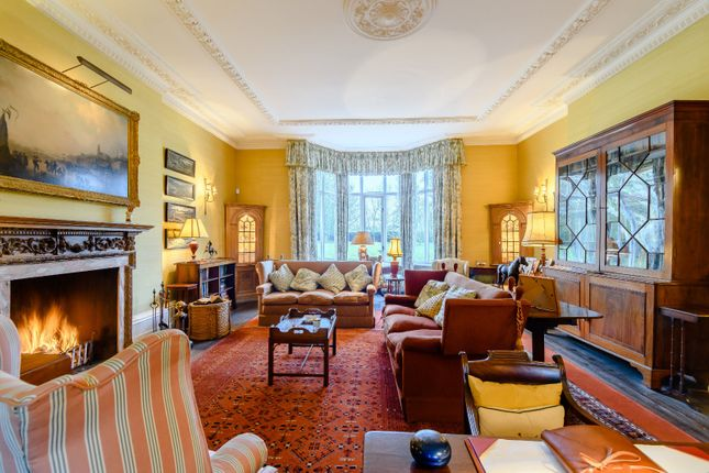 Sitting Room of Tindon End, Great Sampford, Saffron Walden, Essex CB10
