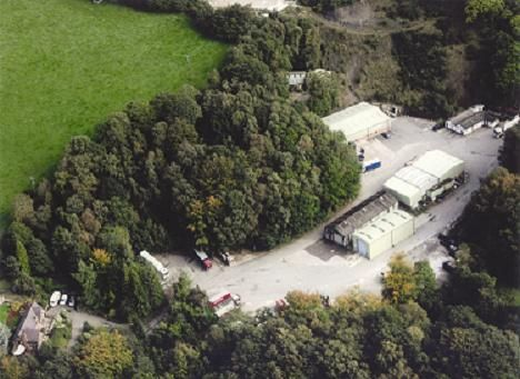 Thumbnail Industrial for sale in Hawkshead Quarry, Leek Old Road, Sutton, Macclesfield
