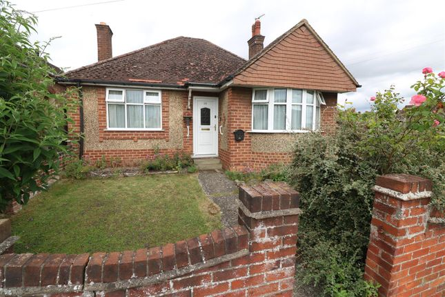 Thumbnail Detached bungalow for sale in St. Margarets Avenue, Rushden