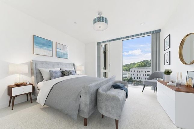 Thumbnail Flat for sale in Harrow Square, College Road, London
