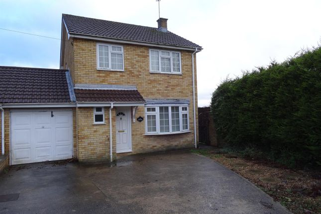 Thumbnail Link-detached house to rent in Church Street, Brynna, Pontyclun