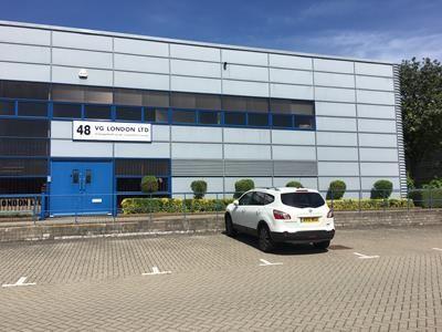 Thumbnail Warehouse to let in 48 Tanners Drive, Blakelands, Milton Keynes, Buckinghamshire