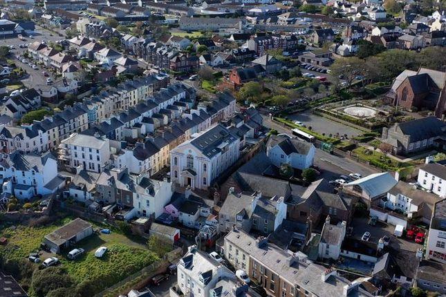 Thumbnail Flat for sale in Christian Street, Peel, Isle Of Man