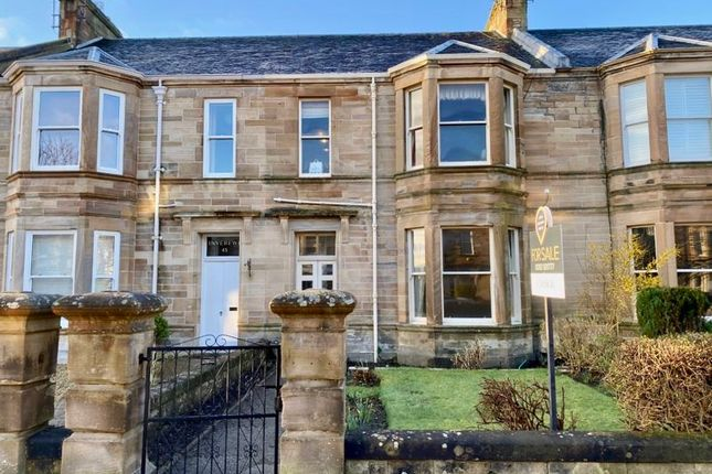Thumbnail Flat for sale in Bellevue Crescent, Ayr