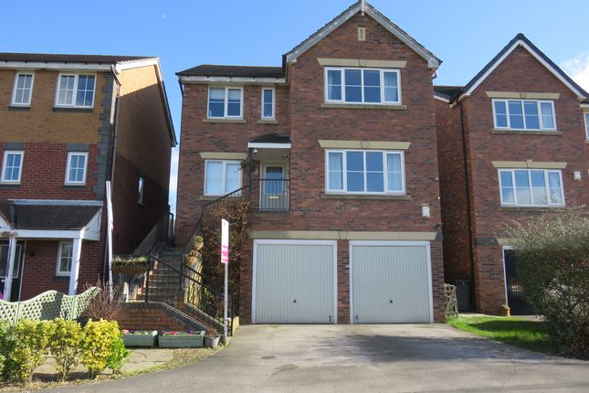 Thumbnail Detached house for sale in Parkland View, Lundwood, Barnsley