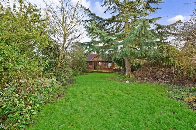 Thumbnail Semi-detached bungalow for sale in Chelmsford Road, Shenfield, Brentwood, Essex