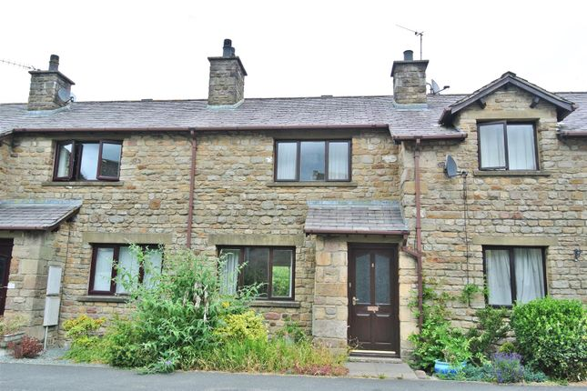 Thumbnail Terraced house for sale in Hornby Road, Wray, Lancaster