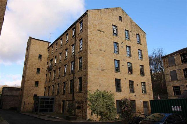 Thumbnail Flat for sale in Parkwood Mills, Longwood, Huddersfield