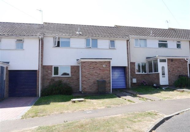 Thumbnail Terraced house to rent in Parmin Way, Taunton