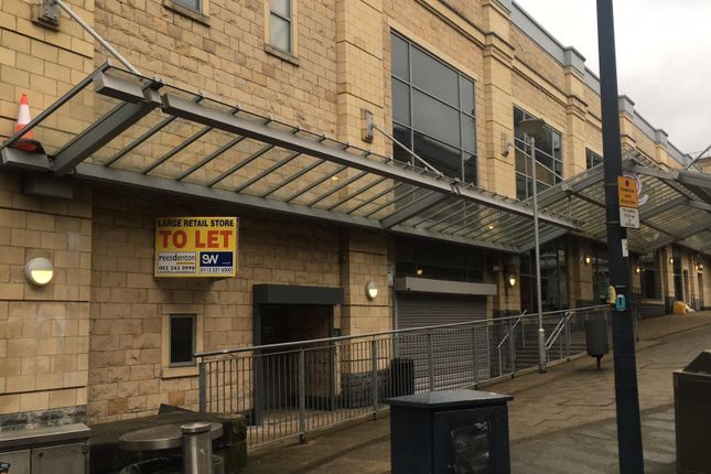 Thumbnail Retail premises to let in 2 Rawson Place, The Rawson Quarter, Bradford, West Yorkshire