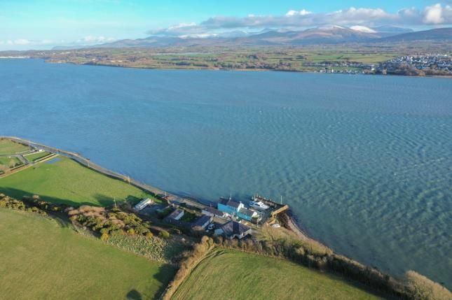 Thumbnail Barn conversion for sale in Foel Ferry, Brynsiencyn, Anglesey, Sir Ynys Mon