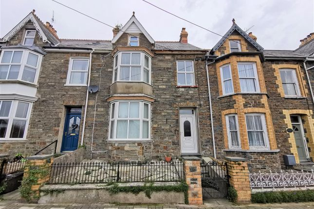 6 bed terraced house for sale in Penslade Terrace, Fishguard SA65