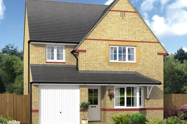 "4 bed detached house for sale in ""Guisborough"" at Hampton Dene Road, Hereford"