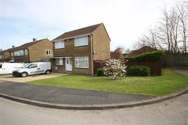 Thumbnail Detached house for sale in Medway, Swindon