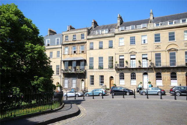 3 bed maisonette for sale in Marlborough Buildings, Bath