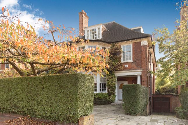 Thumbnail Detached house for sale in Redington Road, Hampstead NW3, London,