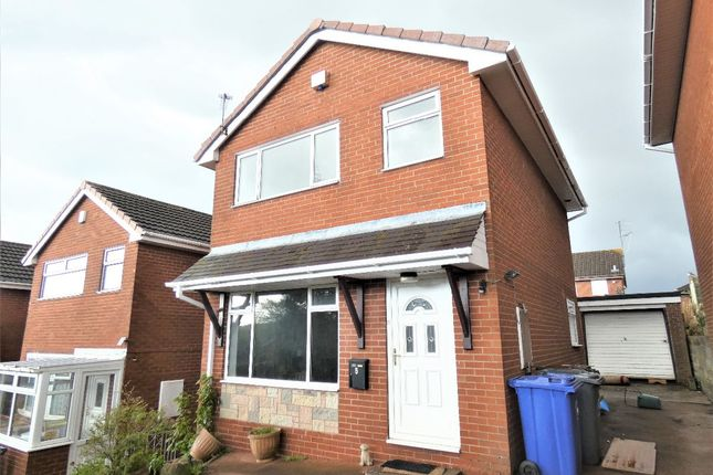 2 bed semi-detached house to rent in Beeston View, Kidsgrove, Stoke-On-Trent ST7