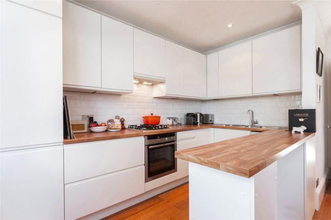 Kitchen of Shirland Road, London W9