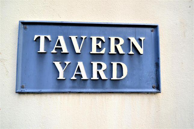 Tavern Yard Sign of Tavern Yard, Meldreth, Royston SG8