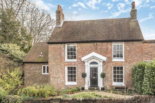 Thumbnail Detached house for sale in Mill Hill, Botley, Southampton