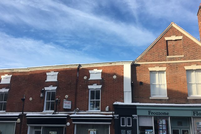 Thumbnail Flat to rent in Church Street, Atherstone