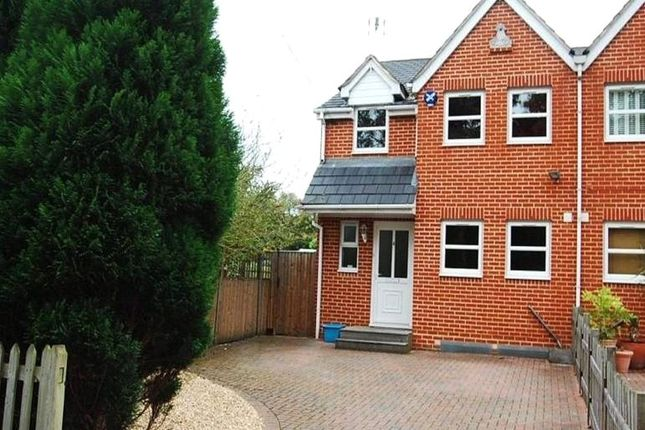 5 bed semi-detached house to rent in Crown Cottages, Vicarage Road, Egham, Surrey