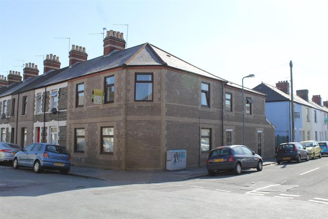 Thumbnail Terraced house for sale in Thesiger Street, Cathays, Cardiff