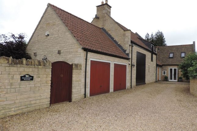 Thumbnail Detached house to rent in The Old Stackyard, Pilsgate, Stamford, Lincolnshire