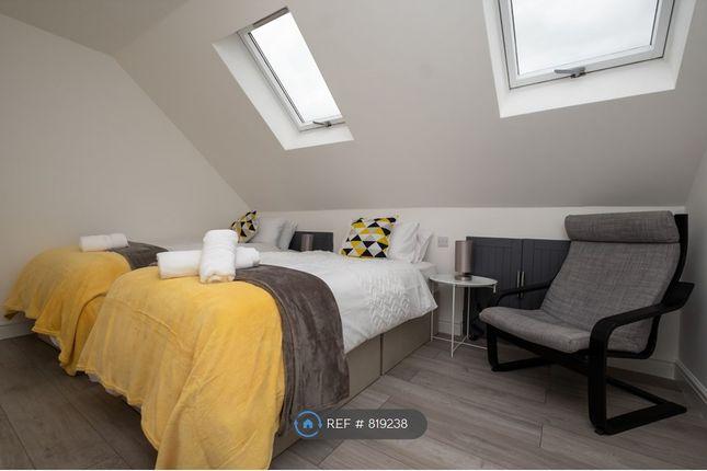 Thumbnail Flat to rent in Hodgehill, Birmingham