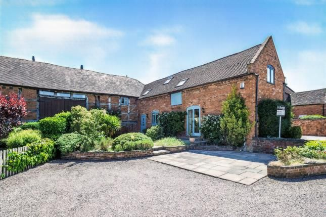 Thumbnail Link-detached house for sale in Aston Cantlow, Henley-In-Arden, Warwickshire