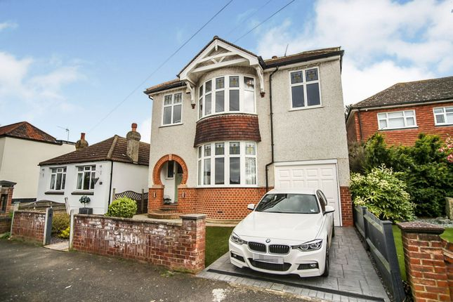 Thumbnail Detached house for sale in Havelock Road, Dartford