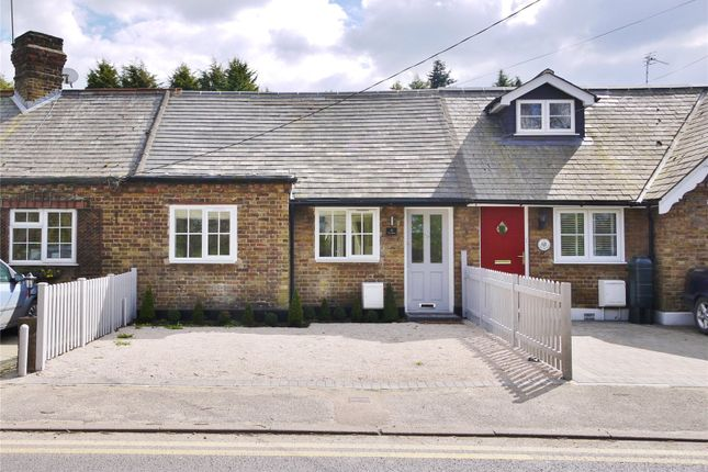 Thumbnail Terraced bungalow for sale in The Briars, Ongar Road, Kelvedon Hatch, Brentwood