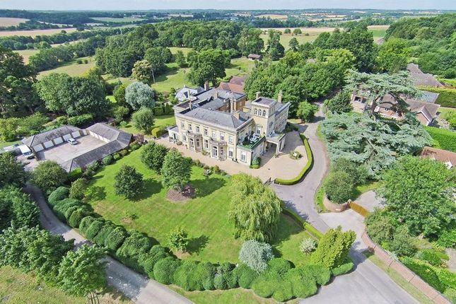 Thumbnail Flat for sale in Ware Park Manor, Near Hertford, Herts