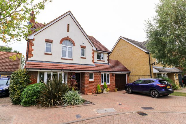 Thumbnail Detached house for sale in Starkey Close, Hammond Street, Cheshunt, Herts