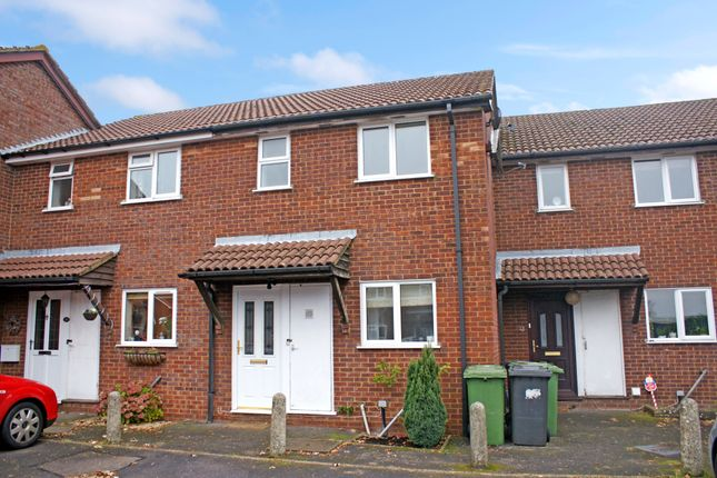 Thumbnail Terraced house to rent in Pine Road, Four Marks, Alton