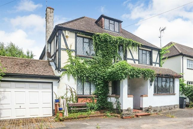 Thumbnail Detached house for sale in Middle Street, Nazeing, Waltham Abbey, Essex